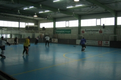 Inlinehockey Training